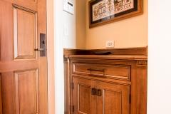 Anigre Hall Cabinet