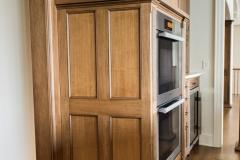 Edmonds Waterfront 2013-14 Kitchen Oven Cabinet