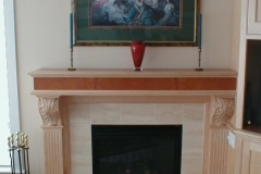 White Maple and Madrona Mantle