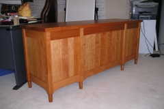 Shaker Style Cherry Furniture Set